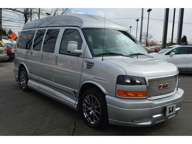 2013 GMC Savana Explorer Conversion Van