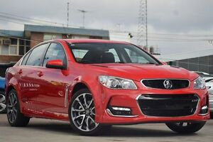 2016 Holden Commodore VF II SS-V Red 6 Speed Automatic Sedan Waitara Hornsby Area Preview
