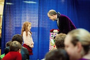 Magician For Christmas & Holiday Shows! Brad Toulouse Windsor Region Ontario image 1