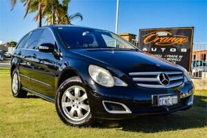 2007 Mercedes-Benz R350 251 MY08 Luxury AWD Black 7 Speed Automatic G-Tronic Wagon Greenfields Mandurah Area Preview