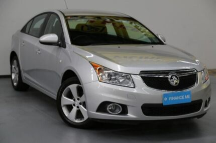 2014 Holden Cruze JH Series II MY14 Equipe Nitrate 6 Speed Sports Automatic Sedan Brooklyn Brimbank Area Preview
