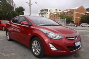 2014 Hyundai Elantra  Trophy Edition Sedan Beaconsfield Fremantle Area Preview