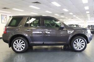 2012 Land Rover Freelander 2 LF Si6 Grey Sports Automatic Wagon