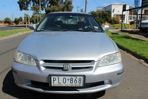 1999 Honda Accord VTi-L Silver 4 Speed Automatic Sedan West Footscray Maribyrnong Area Preview