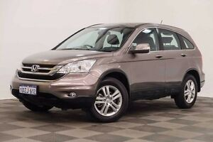 2012 Honda CR-V RE MY2011 Luxury 4WD Bronze 5 Speed Automatic Wagon Thornlie Gosnells Area Preview