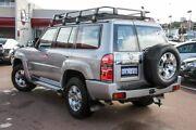 2012 Nissan Patrol Y61 GU 8 ST Silver 4 Speed Automatic Wagon Fremantle Fremantle Area Preview