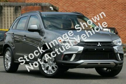 2018 Mitsubishi ASX XC MY19 ES 2WD Grey 1 Speed Constant Variable Wagon Garbutt Townsville City Preview