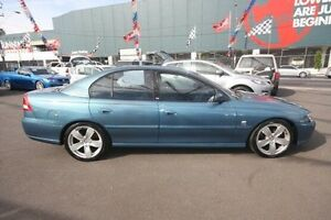2003 Holden Commodore VY Lumina Blue 4 Speed Automatic Sedan Kingsville Maribyrnong Area Preview