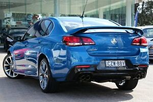 2015 Holden Commodore VF MY15 SS-V Blue 6 Speed Automatic Sedan Zetland Inner Sydney Preview