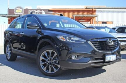 2015 Mazda CX-9 TB10A5 Grand Touring Activematic AWD Black 6 Speed Sports Automatic Wagon Melville Melville Area Preview