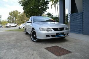 2004 Holden Ute VY II S Silver 5 Speed Manual Utility Ashmore Gold Coast City Preview