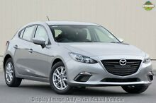 2015 Mazda 3 BM5476 Neo SKYACTIV-MT Grey 6 Speed Manual Hatchback Mount Gambier Grant Area Preview