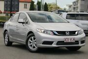 2015 Honda Civic 9th Gen Ser II MY15 VTi Silver 5 Speed Sports Automatic Sedan Nundah Brisbane North East Preview