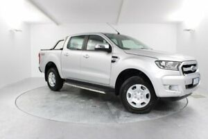 2017 Ford Ranger PX MkII XLT Double Cab 6 Speed Manual Utility Launceston Launceston Area Preview