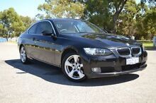 2009 BMW 323I E92 MY09 Steptronic Sapphire Black 6 Speed Sports Automatic Coupe Claremont Nedlands Area Preview