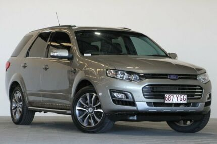 Used SZ MkII Titanium Wagon 7st 5dr Seq Sport Shift 6sp 2.7DT Salisbury Brisbane South West Preview