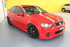2012 Holden Commodore VE II MY12 SS Red 6 Speed Manual Sedan Cardiff Lake Macquarie Area Preview