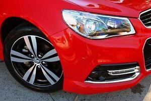 2015 Holden Commodore Red Sports Automatic Sedan Cranbourne Casey Area Preview