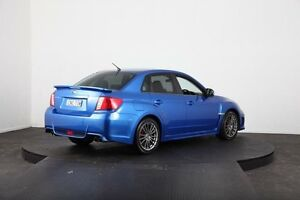 2013 Subaru WRX MY13 (AWD) Blue 5 Speed Manual Sedan Mulgrave Hawkesbury Area Preview