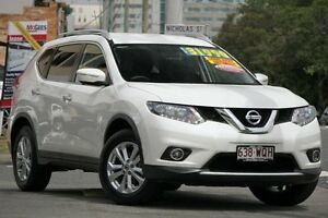 2016 Nissan X-Trail T32 ST-L X-tronic 2WD White 7 Speed Constant Variable Wagon Windsor Brisbane North East Preview