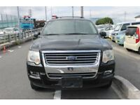 Left hand drive car Europe steering type SUV 4X4 Ford Explorer XLT RSC 2006 Auto Petrol LHD
