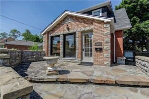 House for rent in HEART of Mississauga
