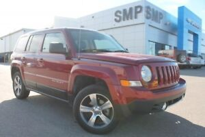 2016 Jeep Patriot High Altitude - 4x4, Leather, Sunroof, Alloy R