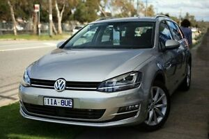 2016 Volkswagen Golf VII MY16 Silver 7 Speed Sports Automatic Dual Clutch Wagon Frankston Frankston Area Preview
