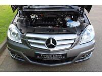 2011 11 MERCEDES-BENZ B CLASS 2.0 B180 CDI SPORT 5D AUTO 109 BHP DIESEL