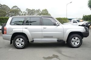 2010 Nissan Patrol GU 7 MY10 ST Silver 5 Speed Manual Wagon Acacia Ridge Brisbane South West Preview