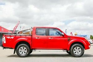 2011 Ford Ranger Red Manual Utility Maddington Gosnells Area Preview