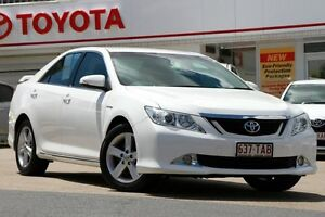 2012 Toyota Aurion GSV50R Touring Diamond White 6 Speed Sports Automatic Sedan Woolloongabba Brisbane South West Preview