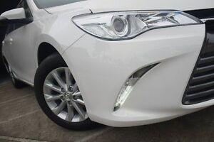 2016 Toyota Camry ASV50R Altise White 6 Speed Sports Automatic Sedan Mosman Mosman Area Preview