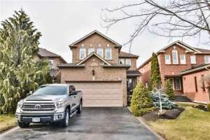 Absolutely Stunning 4 Bedrooms Detached Home @ Parnell Cres