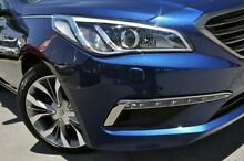 2015 Hyundai Sonata LF Premium Blue 6 Speed Sports Automatic Sedan Pennant Hills Hornsby Area Preview