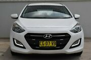 2015 Hyundai i30 GDe3 Series II MY16 Tourer DCT White 7 Speed Sports Automatic Dual Clutch Wagon Rutherford Maitland Area Preview