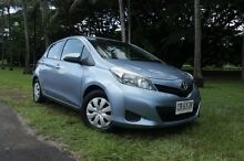 2013 Toyota Yaris NCP130R YR Glacier 4 Speed Automatic Hatchback The Gardens Darwin City Preview