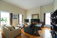 Beautiful 2 bedroom apt in Heritage building, Uptown Saint John
