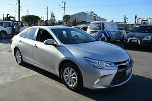 2015 Toyota Camry AVV50R MY15 Altise Hybrid Silver Continuous Variable Sedan Welshpool Canning Area Preview