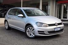 2014 Volkswagen Golf  Silver Sports Automatic Dual Clutch Hatchback Glendalough Stirling Area Preview