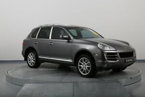 2007 Porsche Cayenne 9PA MY07 Grey 6 Speed Sports Automatic Wagon Old Guildford Fairfield Area Preview
