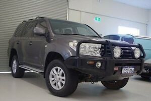 2008 Toyota Landcruiser VDJ200R GXL Grey 6 Speed Sports Automatic Wagon Myaree Melville Area Preview