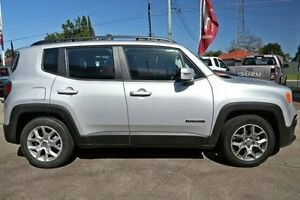 2015 Jeep Renegade BU MY15 Longitude DDCT Glacier 6 Speed Sports Automatic Dual Clutch Hatchback Greenacre Bankstown Area Preview