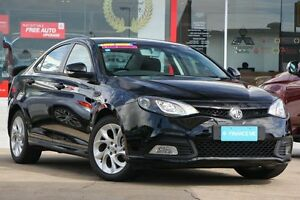 2013 MG MG6 IP2X Magnette Black 5 Speed Manual Sedan Kippa-ring Redcliffe Area Preview