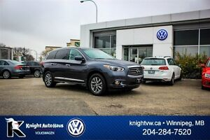 2014 Infiniti QX60 AWD w/ 360 Cam/Third Row Seating/Navigation/S