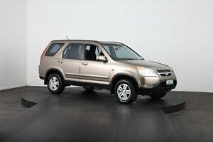 2002 Honda CR-V MY03 (4x4) Sport Gold 4 Speed Automatic Wagon McGraths Hill Hawkesbury Area Preview