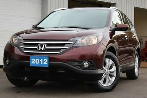 2012 Honda CR-V Touring-LOW KMS!+LEATHER+BACKUP CAM