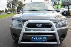 2007 Ford Territory SY SR Grey 4 Speed Sports Automatic Wagon