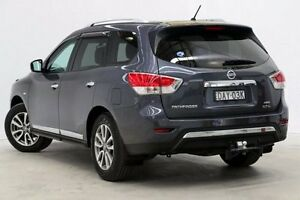 2013 Nissan Pathfinder R52 MY14 ST-L X-tronic 4WD Grey 1 Speed Constant Variable Wagon Seven Hills Blacktown Area Preview