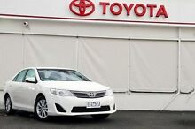 2014 Toyota Camry ASV50R Altise Diamond White 6 Speed Sports Automatic Sedan Upper Ferntree Gully Knox Area Preview
